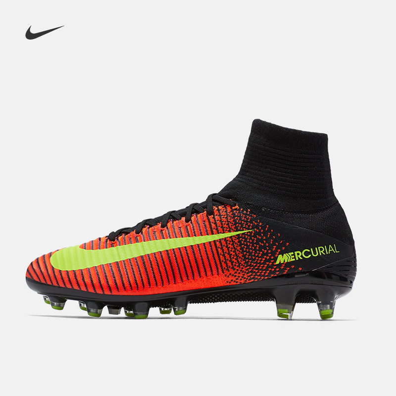 29825b14a206 Get Quotations · Official nike nike mercurial superfly ag assassin v  artificial turf soccer shoes 831955