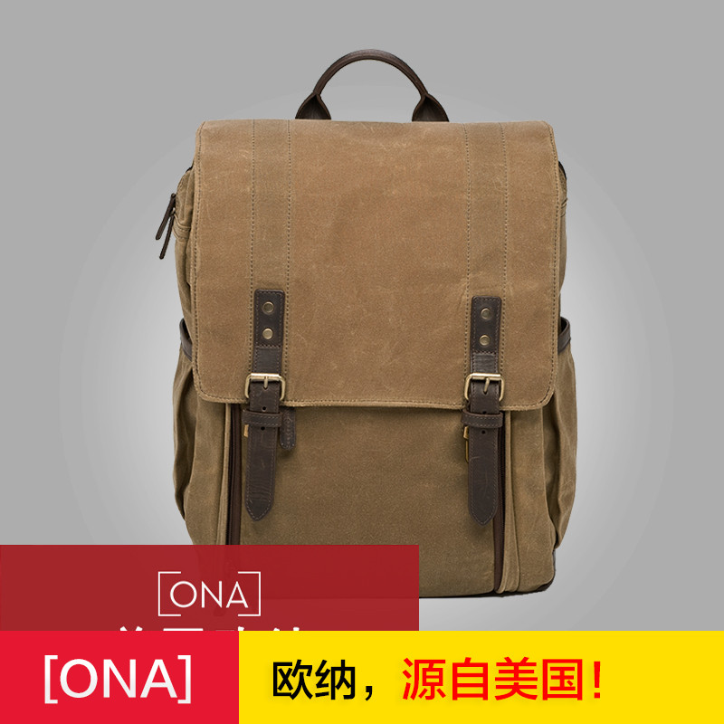 Ona lyonne versatile slr camera bag shoulder camera bag camera bag outdoor professional large capacity backpack