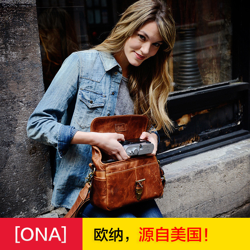 Ona the bowery leica digital camera 014 sony micro single retro leather bag shoulder camera bag