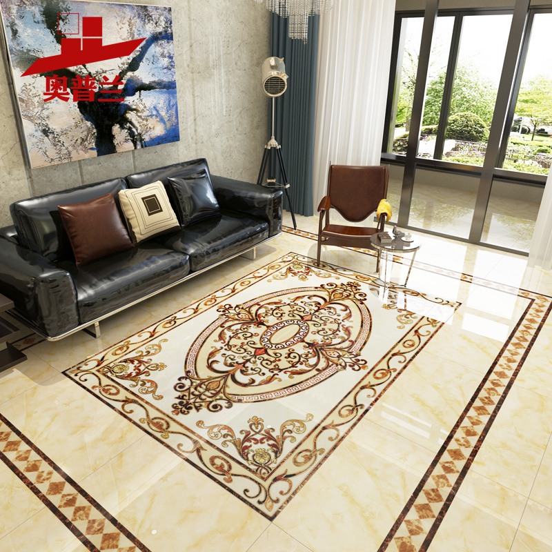 Buy Oppland Mosaic Entrance Hallway Living Room Floor Tiles 800
