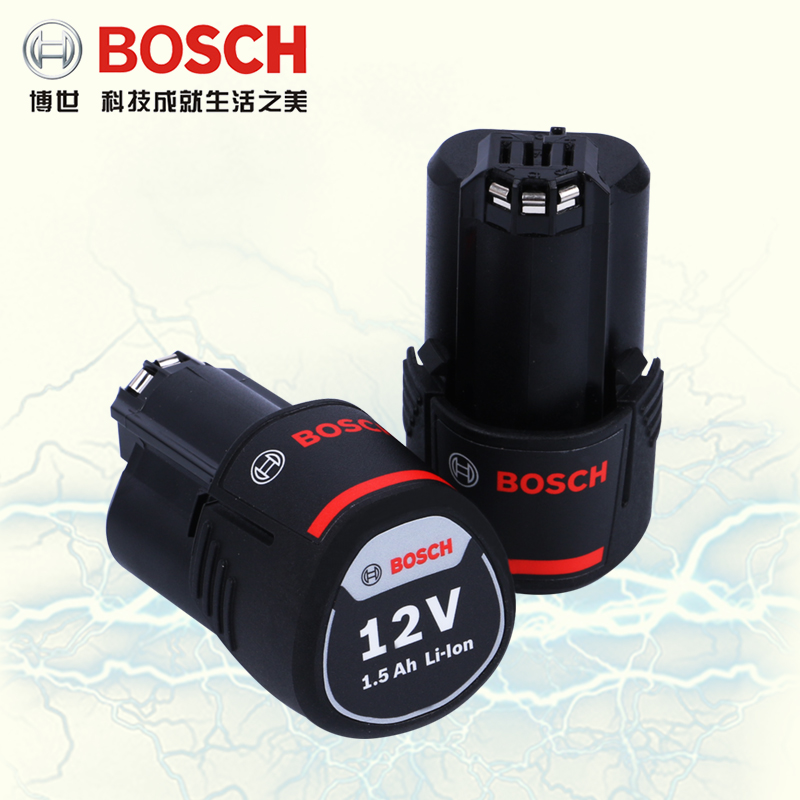 Original bosch rechargeable drill battery 10.8 v/v adaptering tsr1080 lithium battery hand drill/GSR120