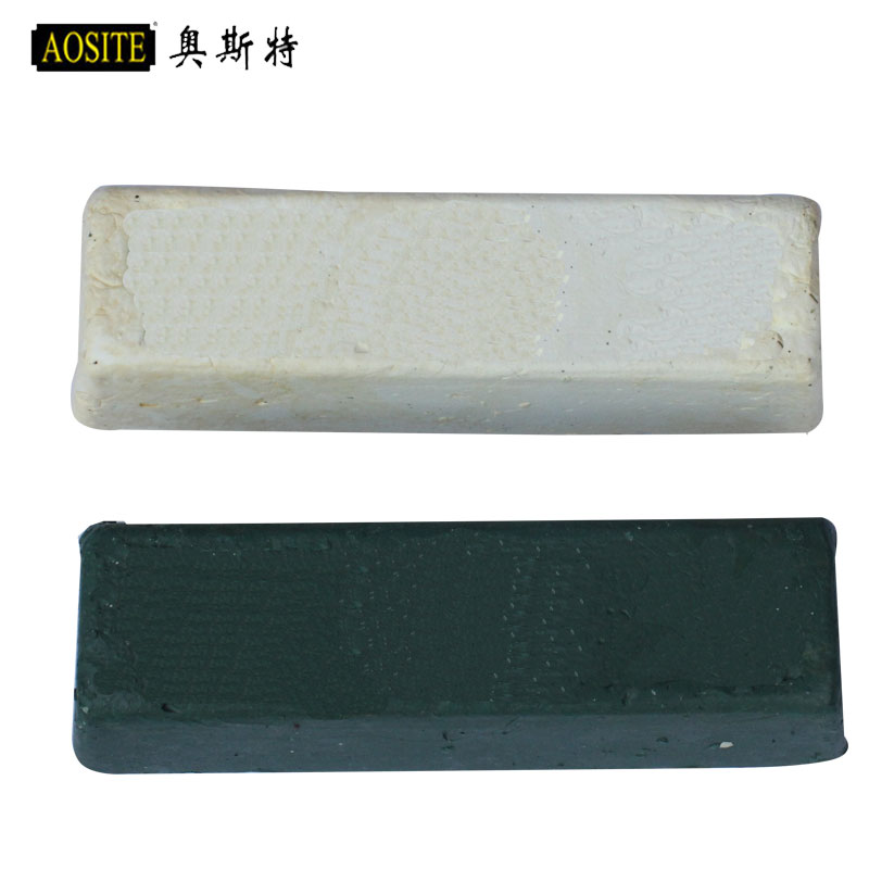 Oster stainless steel timber glass jade polishing paste wax green wax polishing wax cast metal polishing abrasive