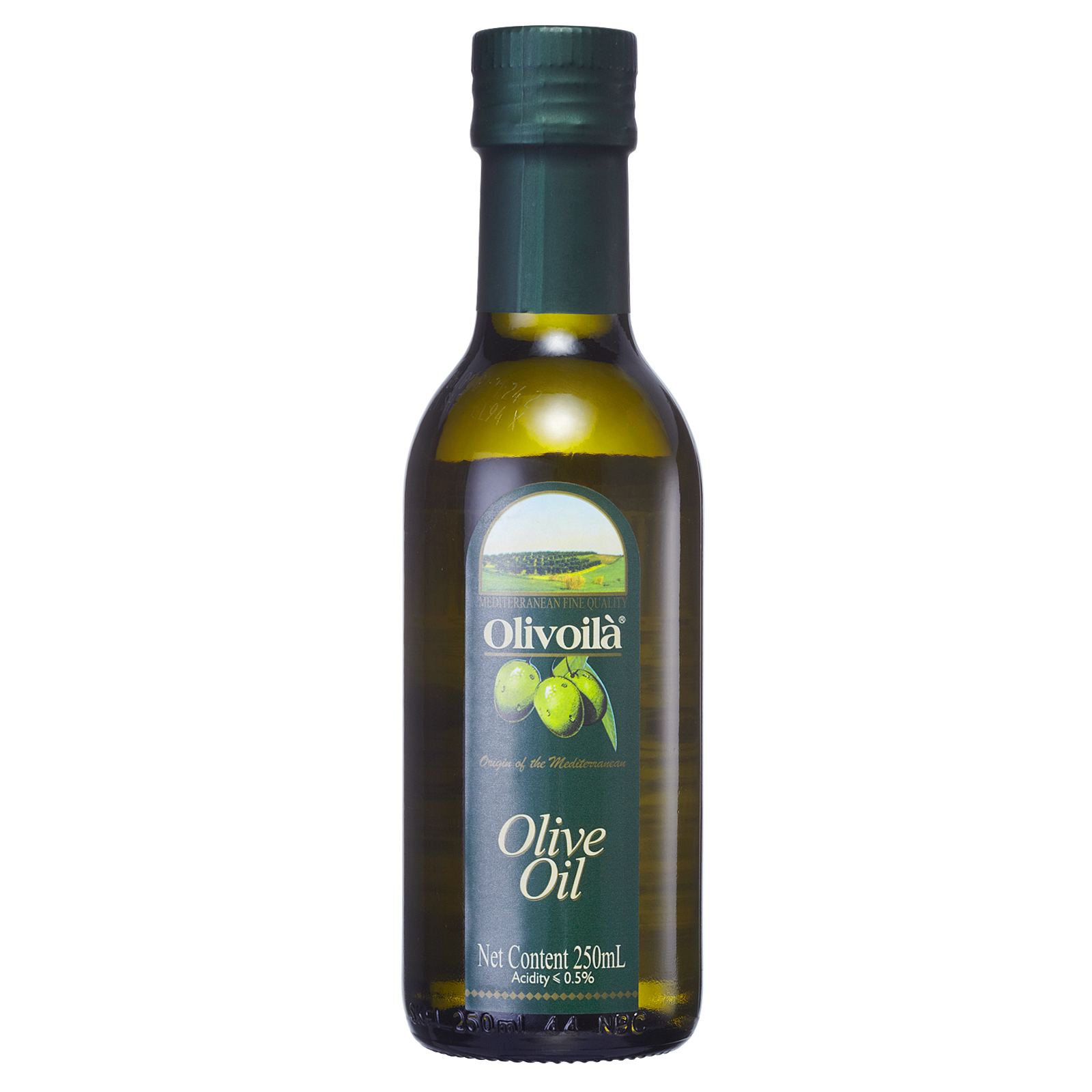 Ouliweilan pure olive oil 250 ml/bottle of olive oil