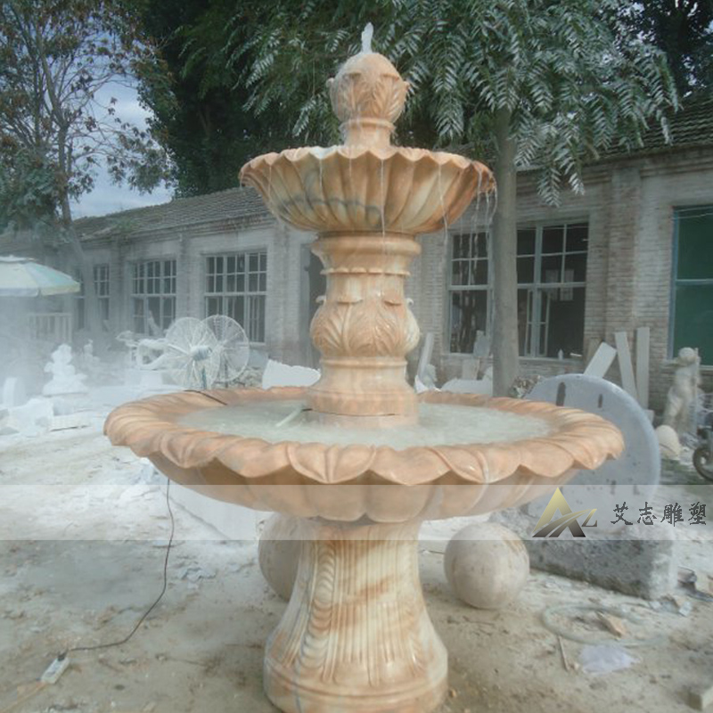 Delightful ... Outdoor Water Fountain Marble Fountain Fountain Feng Shui Ball Fountain  Garden Fountain Garden Project HT394