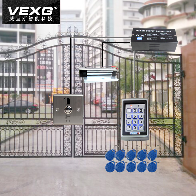 Outdoor waterproof vexg residential access control systems access control card access control card access control waterproof access control systems shipping
