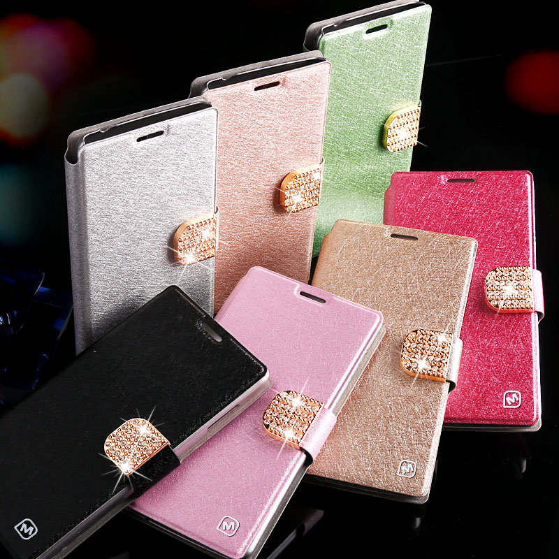P8 p8 HuaweiP8 mobile phone sets huawei huawei mobile phone sets protective sleeve rhinestone flip female wurtzite thin soft outer shell holster