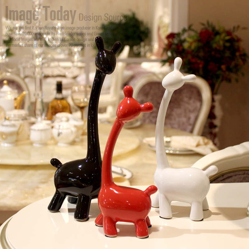 China Giraffe Home Decoration China Giraffe Home Decoration