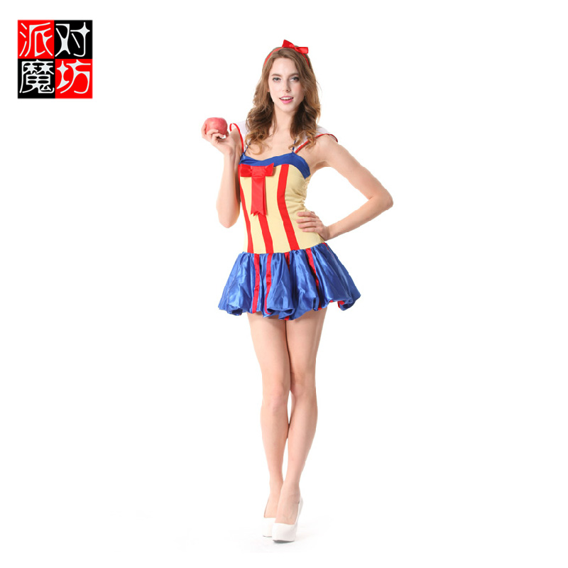 Party magic square halloween party party party dress halloween costume adult female models princess dress suit