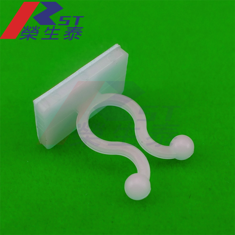 Paste twisted wire loop wire harness wire loop cable management clip spherical beamline control button twisted wire ring kl-3