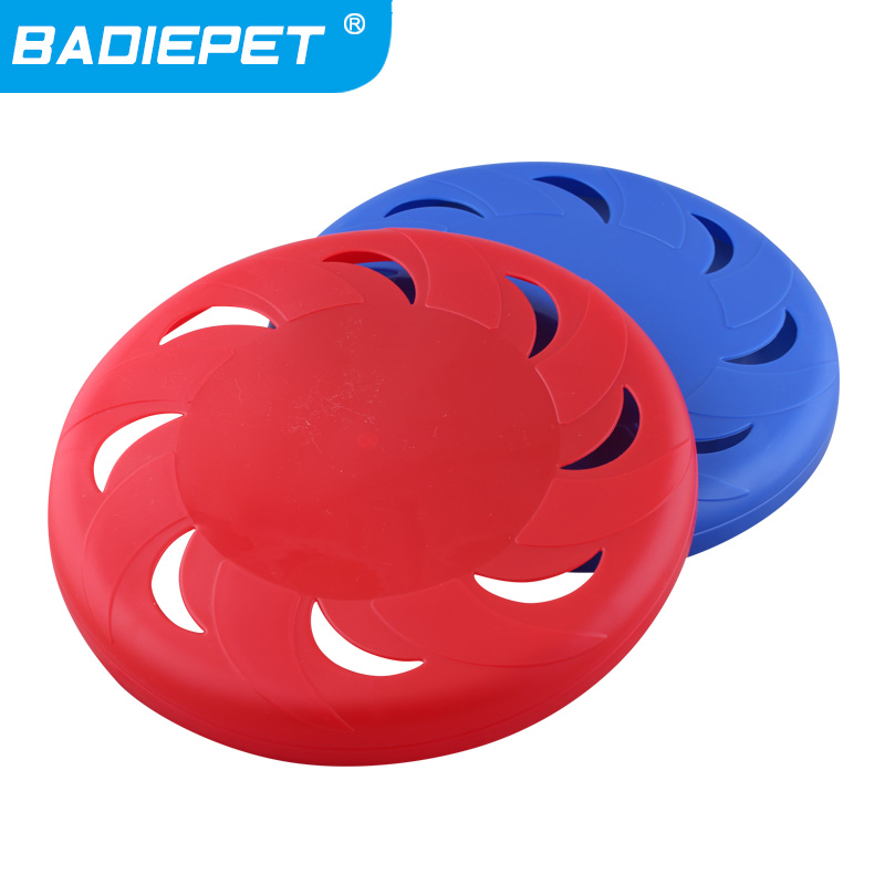 Patty zai zai plastic frisbee frisbee dog bite resistant special frisbee and drop deformation plastic hot wheels