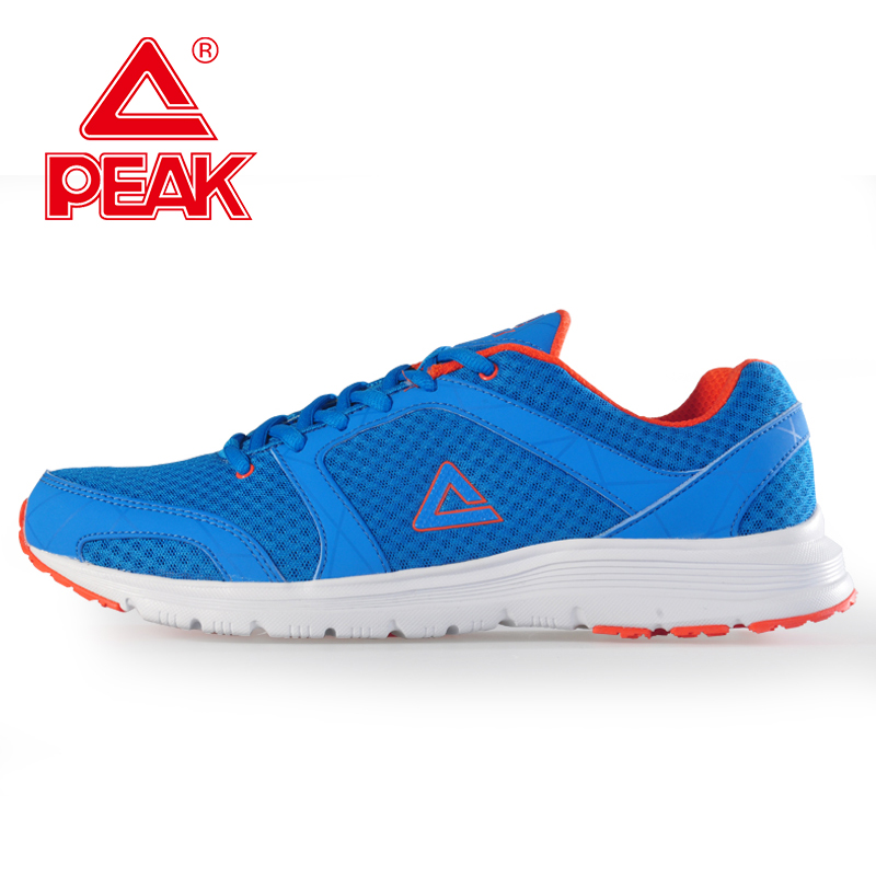 Peak/olympic men's running shoes yi ran to help low slip lightweight breathable mesh running shoes sports shoes e32187h