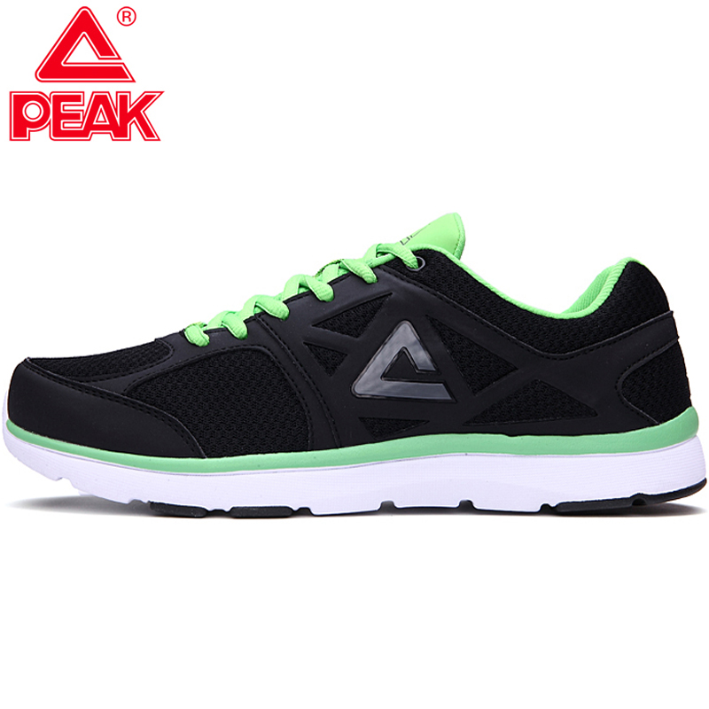Peak/olympic men's sneakers spring and summer men breathable mesh running shoes men slow running shoes DH520831