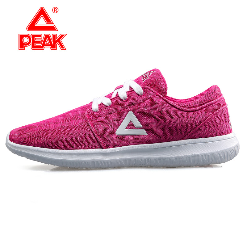 Peak/olympic sports shoes women 2015 summer new fashion casual shoes slip shoes sneakers running shoes