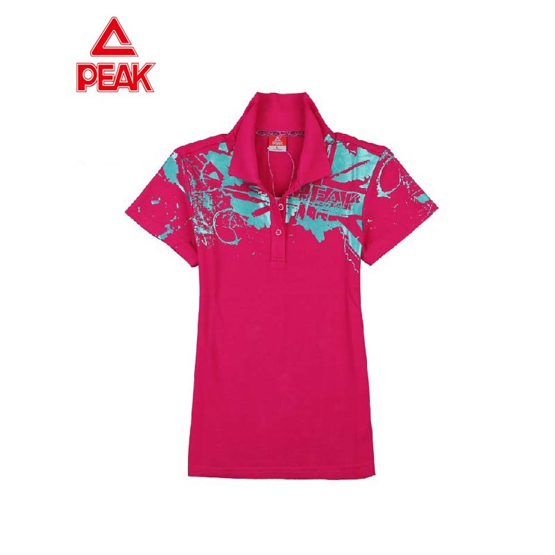3f36ee145f40 Buy Peak peak genuine new summer t-shirt couple models mens sports t-shirt  lapel f622327 in Cheap Price on Alibaba.com