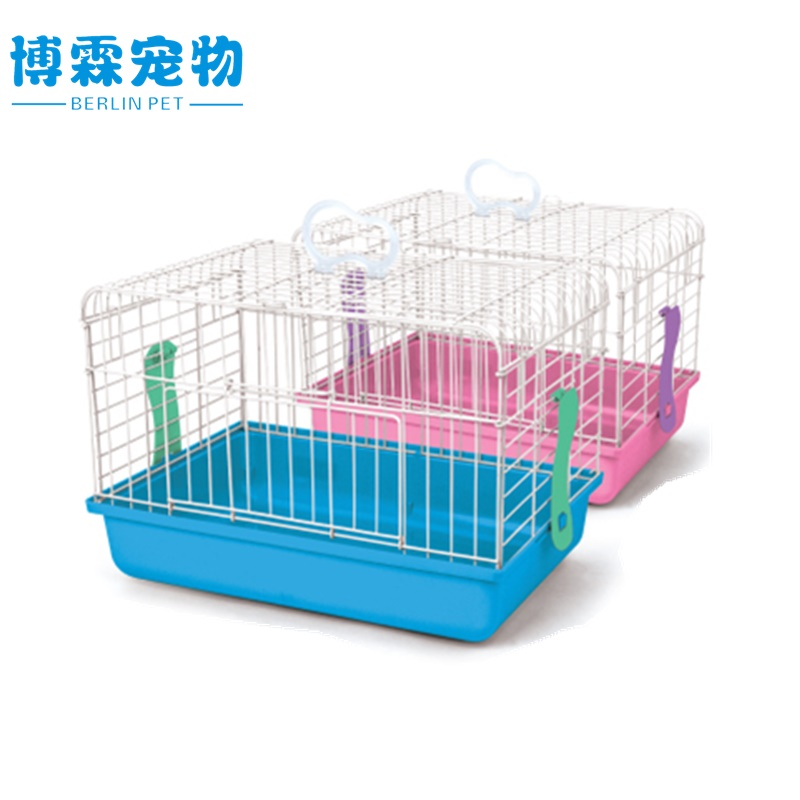 Pet-link simple rabbit cage rabbit cage pet rabbit guinea pig guinea pigs hedgehog dragon cat squirrel cage free shipping