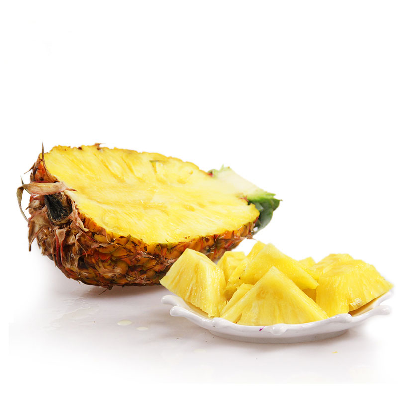 Philippine pineapple diamond anophthalmia fresh fruit imports 2 loaded shipping