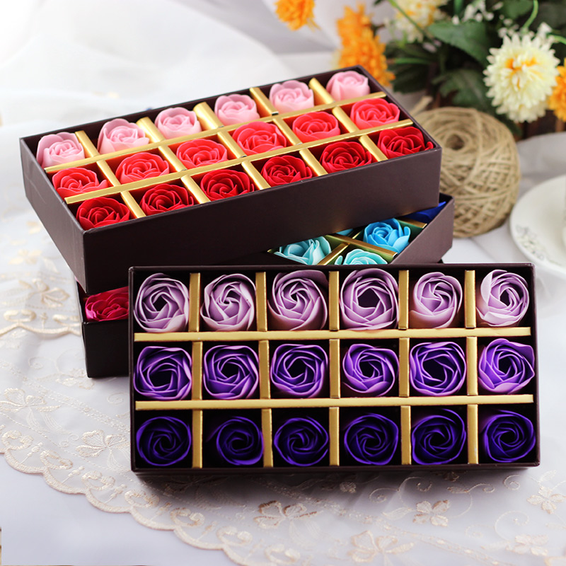 Philippines to find a rose soap flower soap flower birthday gift wedding favor gift ideas teacher teacher's day gift