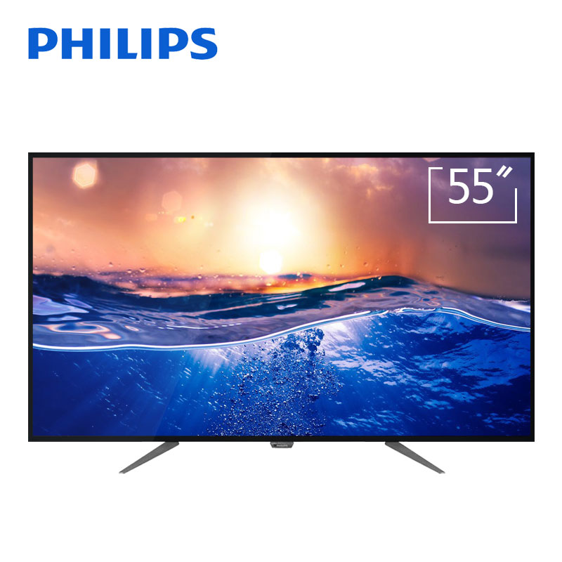 Philips/philips 55PUF6701/'4k' t_3 55 inch andrews smart flat tv lcd tv