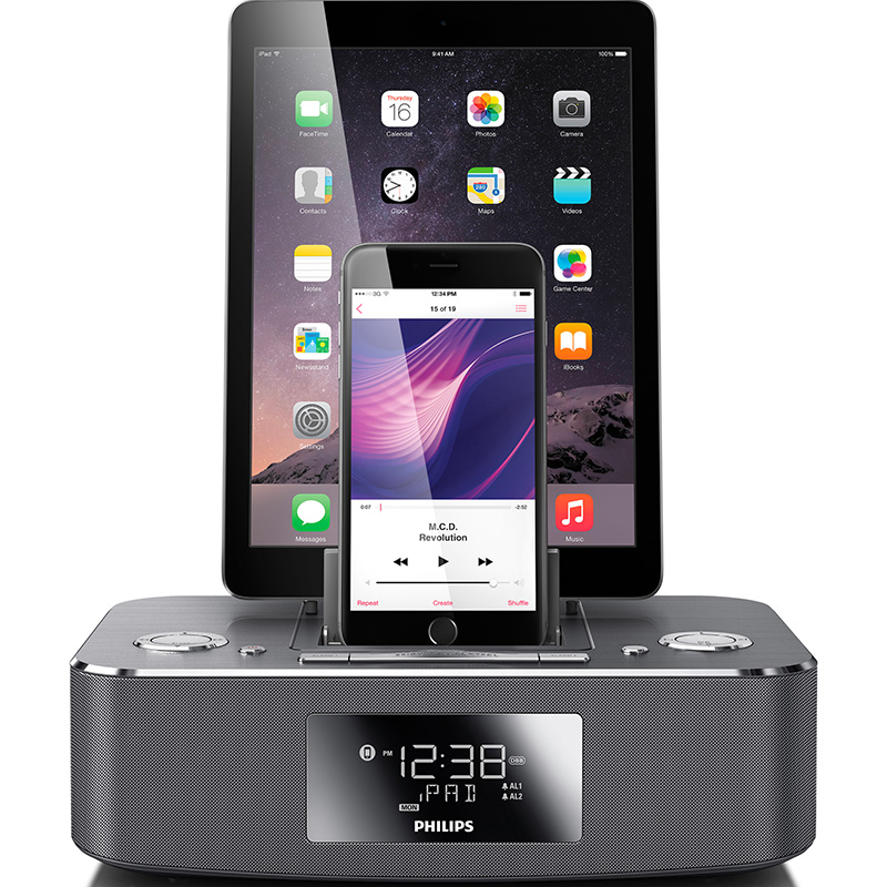 China iphone speaker dock china iphone speaker dock shopping guide get quotations philipsphilips dc395 apple iphone6plus bluetooth speaker stereo speaker charging dock publicscrutiny Images