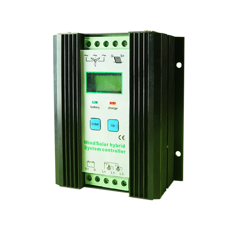 Photosynthetic 200 w wind and solar controller solar and wind energy charger v controller anti overshoot dual use