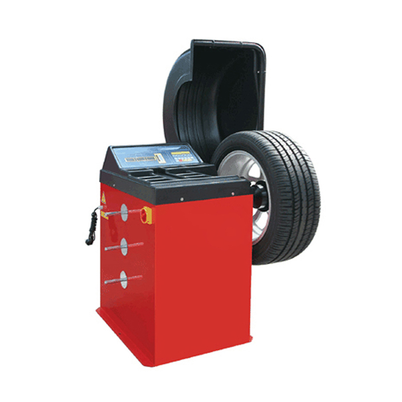 Photosynthetic car tire balancing machine car 4s shop maintenance equipment car truck tire balancer balancing instrument