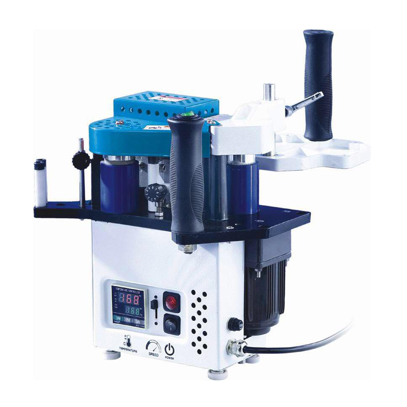 Photosynthetic portable portable edge banding machine woodworking machinery widened fast portable edge banding machine curve straight edge banding machine