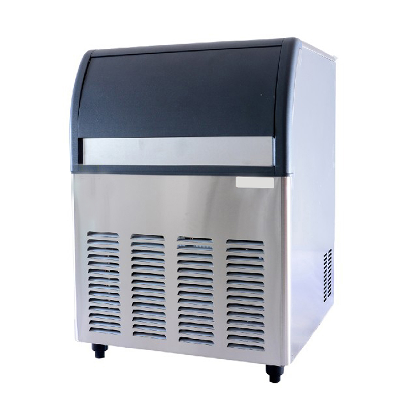 Photosynthetic verticle 60 kg commercial ice machine ice machine ice machine cooled water cooling system integration ice cube ice maker Ice machine ice machine ice machine