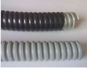 Plastic coated metal hose hose wire protective sleeve & phi; 100 & phi; 75 & phi; 64 & amp Phi; 51