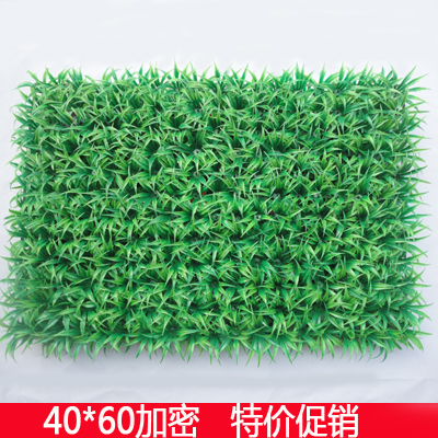 Plastic lawn artificial turf artificial turf fake grass lawn turf carpet decorated lawn wedding showcase