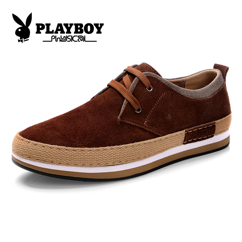Playboy/playboy genuine 2015 spring and summer new british fashion casual shoes tide male shoes