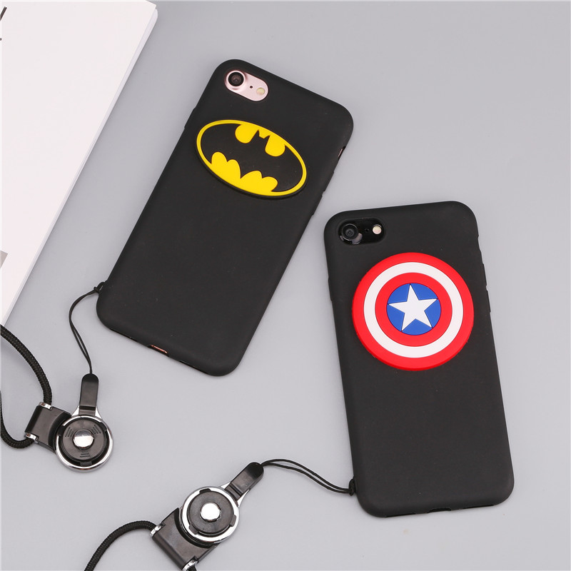 Plotting iphone7plus apple 7 phone shell protective sleeve s popular brands of all inclusive soft shell influx of new models captain america