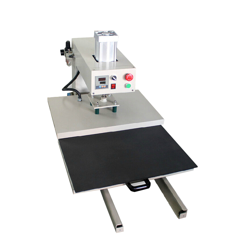 Pneumatic push heat press machine heat press machine heat transfer machine hot press machine press machine heat transfer machine