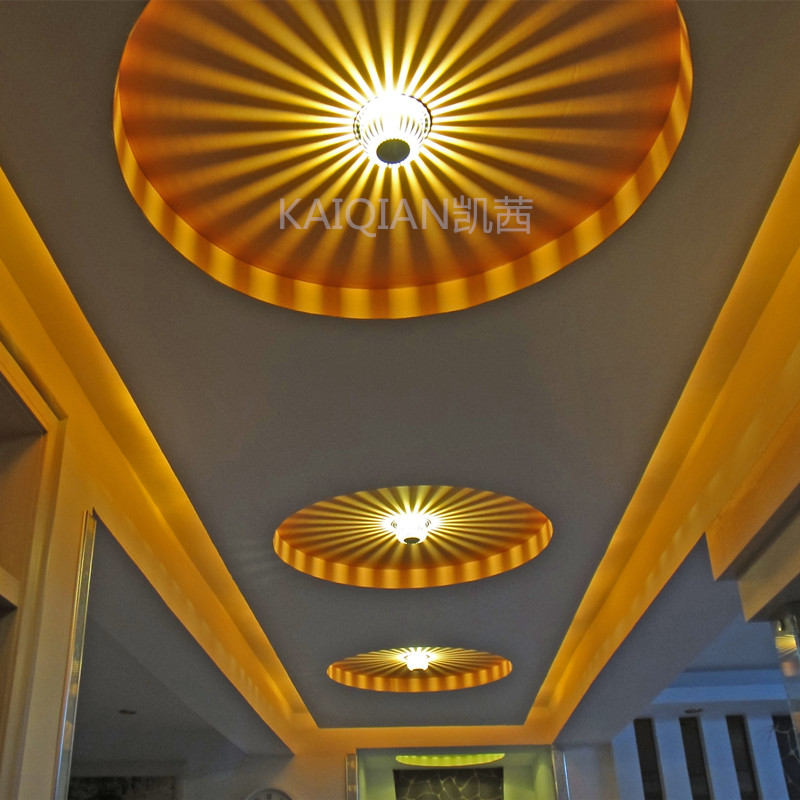 Porch lights aisle lights corridor lights led surface mounted ceiling lights walkway lights foyer lights change color creative