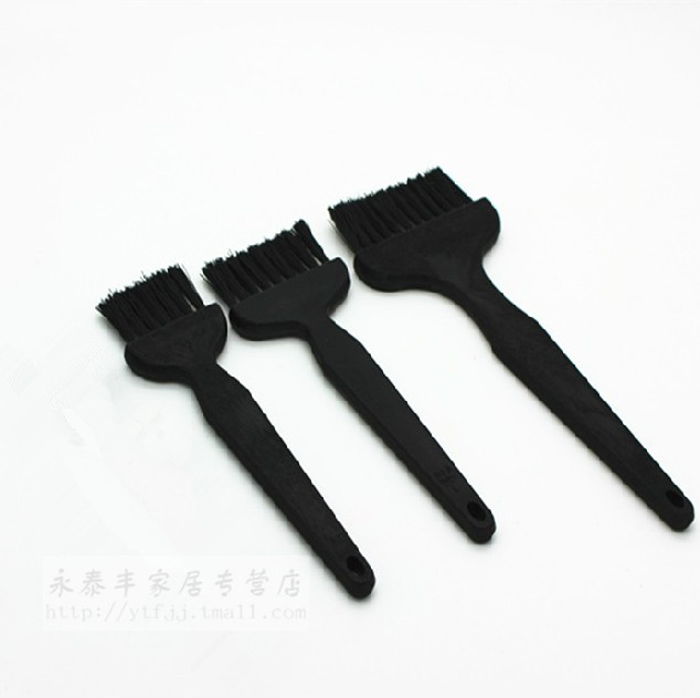 Positive moral supremacy antistatic brush black hard material anti static brush static brush brush brush brush esd protection