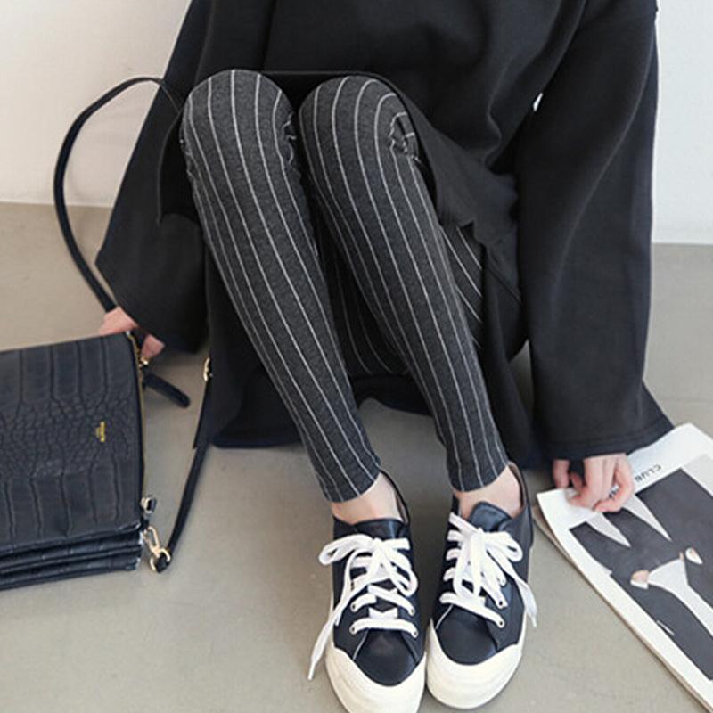 Pregnant women leggings winter thick leggings fashion care of pregnant women maternity winter korean maternity pants thickening