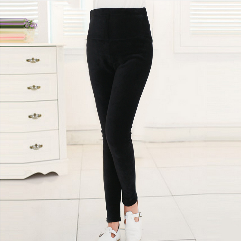 Pregnant women pants fall and winter 2016 new pregnant women trousers care of pregnant women pregnant belly pants outer wear trousers autumn tide mom