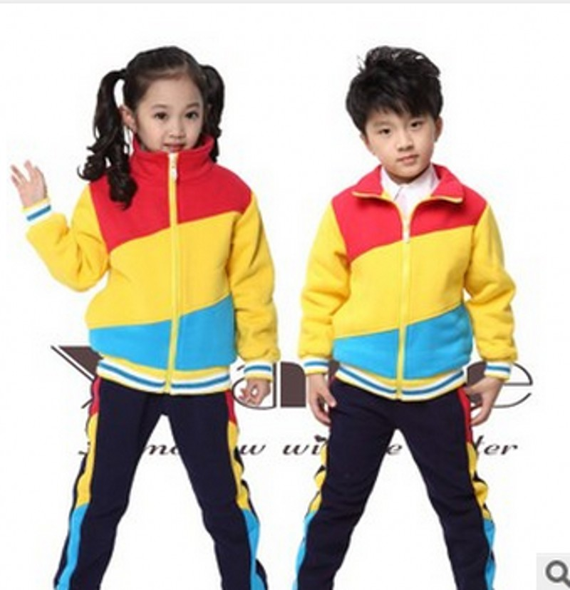 Get Quotations · Dream mound 2016 preppy sportswear suit korean version of  spring and winter clothes kindergarten primary school e35fdc3c1