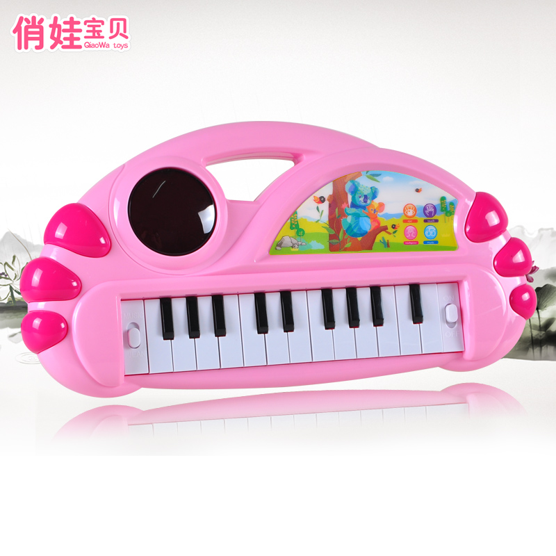 Pretty baby baby child piano keyboard baby educational toys piano music culture spinet infants and young children boys and girls play