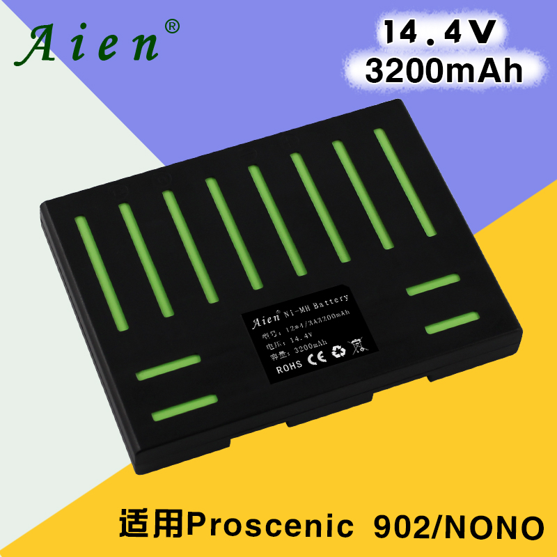 Proscenic sweeping robot 902/nono dedicated battery 3200 mah with shell free replacement