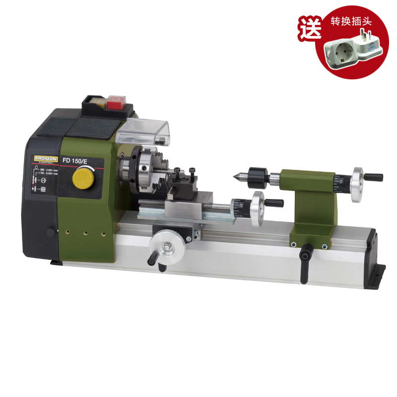 Proxxon mini magic miniature precision lathe fd150/e NO24150