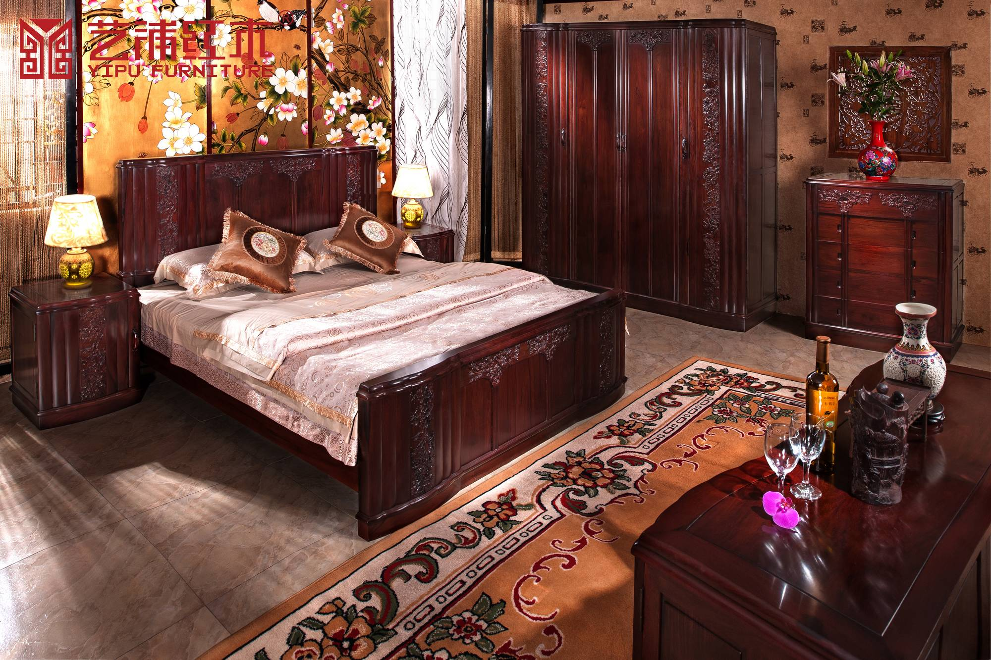 Get Ations Pu Yi Gany Furniture Rosewood Fairview Love Apartment