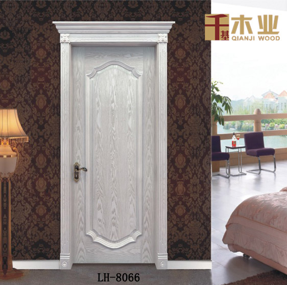 Pure solid wood doors wood doors suite door bedroom door paint the doors carved doors baipi door composite doors between the concirge su Door