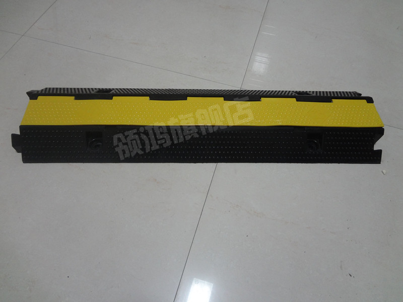 Pvc rubber duct board stage over the line board over the line board cable grommet office pedal line board