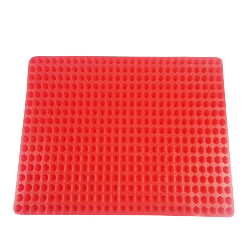 Pyramid broasted frango roast duck oven baking mat mat silicone mat mat insulation pad