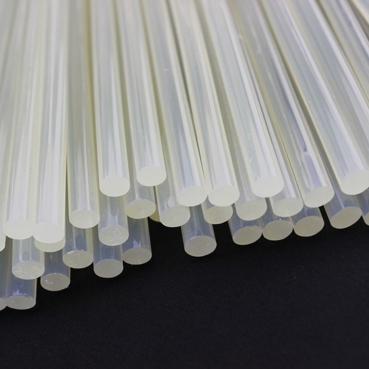 Quality translucent hot melt tape hot melt adhesive hot melt glue stick glue stick hair accessories jewelry