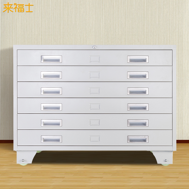 Raffles city engineering drawings cabinet steel cabinet office cupboard film film base map cabinet cabinet information no. 0 and no. 1 Lockable