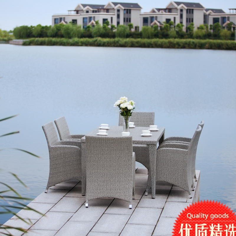 Rattan chair rattan dining table and chairs for outdoor balcony tables and chairs outdoor furniture rattan chairs rattan dining table continental