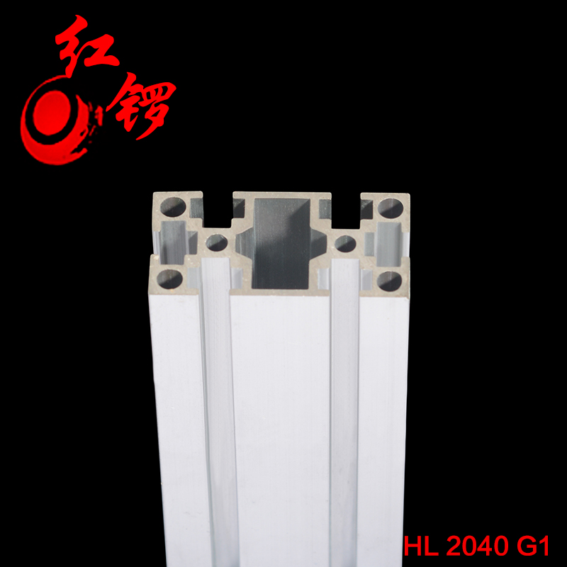 Red gong 2040 gb industrial aluminum industrial aluminum industrial aluminum 2040 square tube assembly