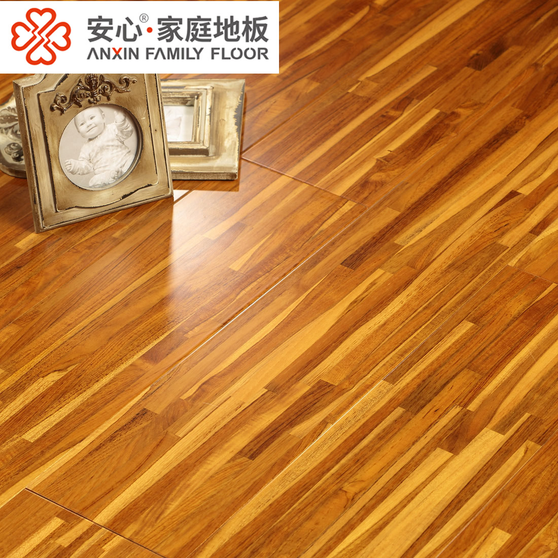 Refers to the plane and a half matte teak teak parquet wood floor paint board green wood flooring multilayer