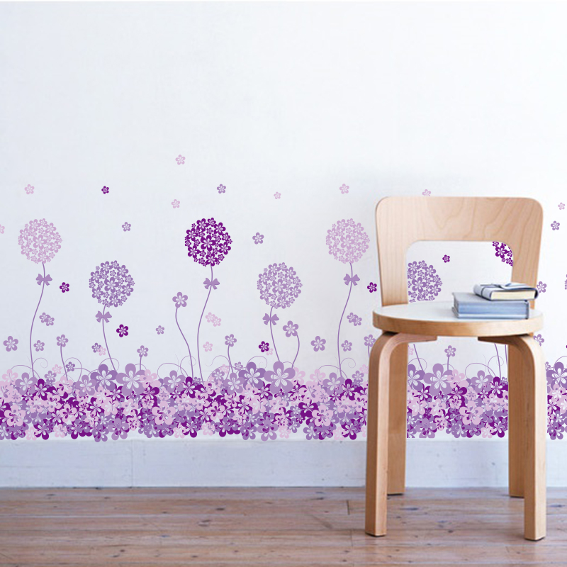 China Flower Wall Sticker China Flower Wall Sticker Shopping Guide